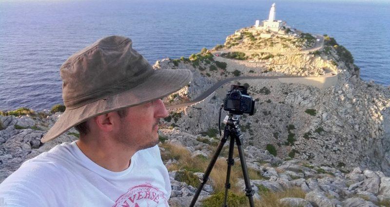 Als Fotograf auf Reisen