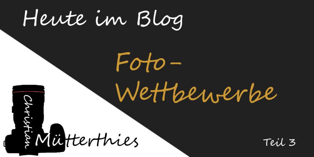 (3) Fotowettbewerbe
